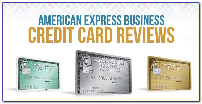 Amex Secured Business Credit Card