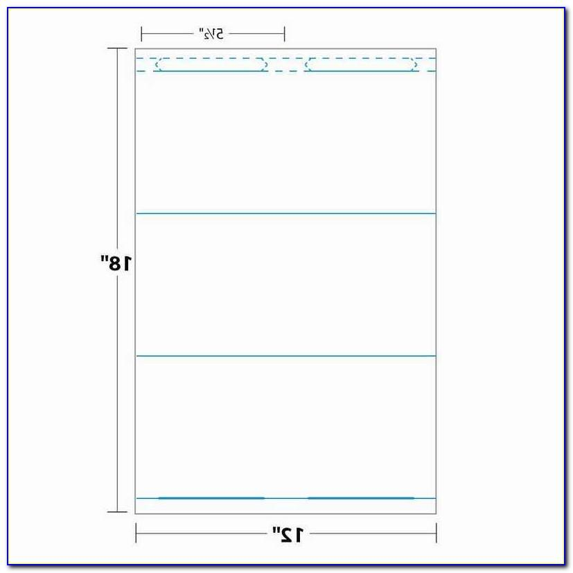 Avery 5309 Tent Card Template Word