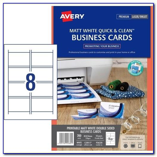 Aviator Business Card 60000