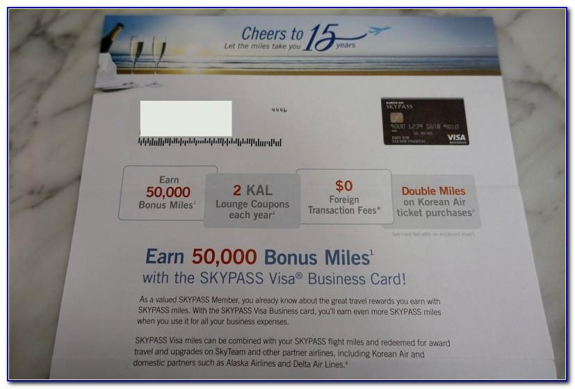 Aviator Business Card Bonus