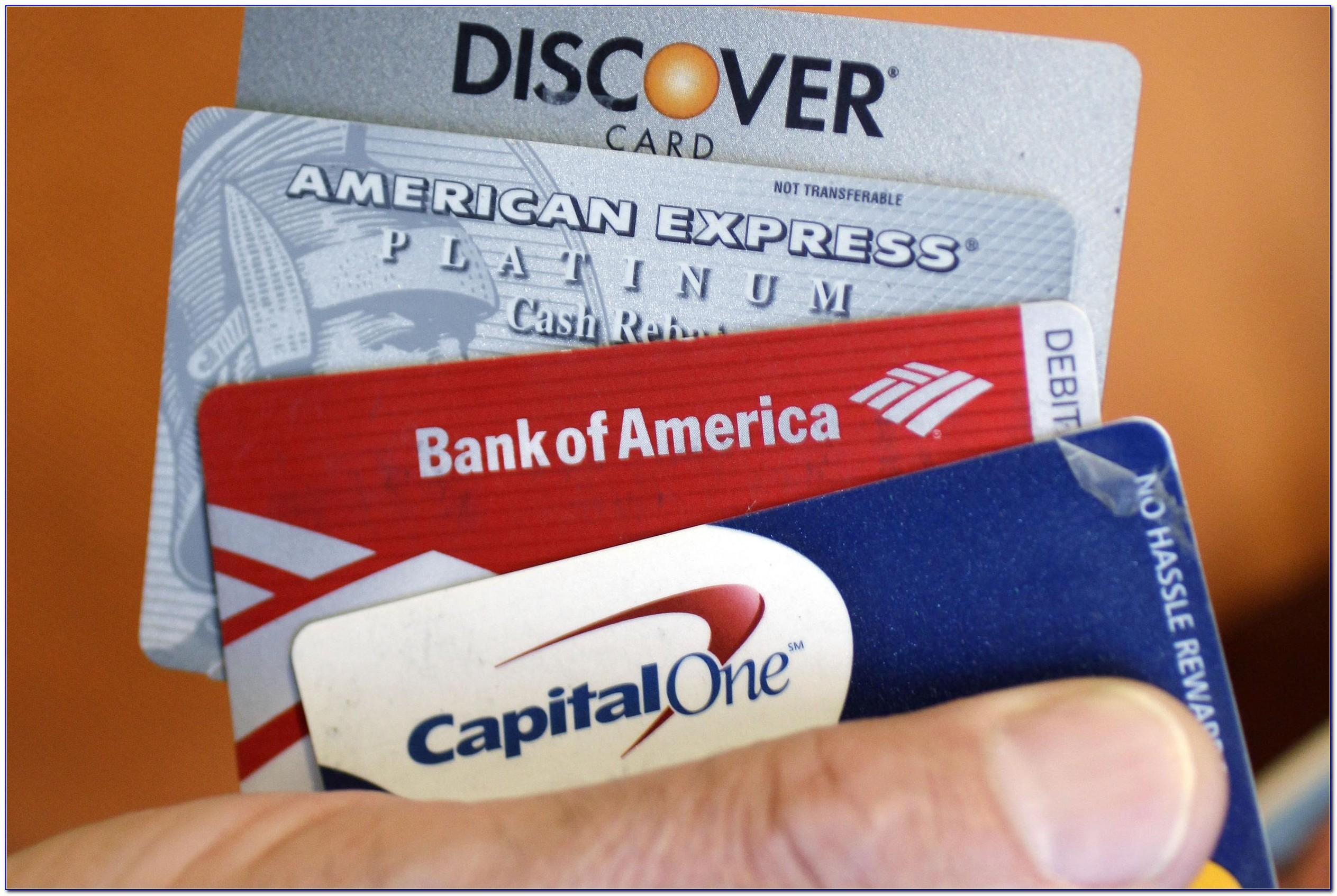 Bank Of America Platinum Visa Business Card