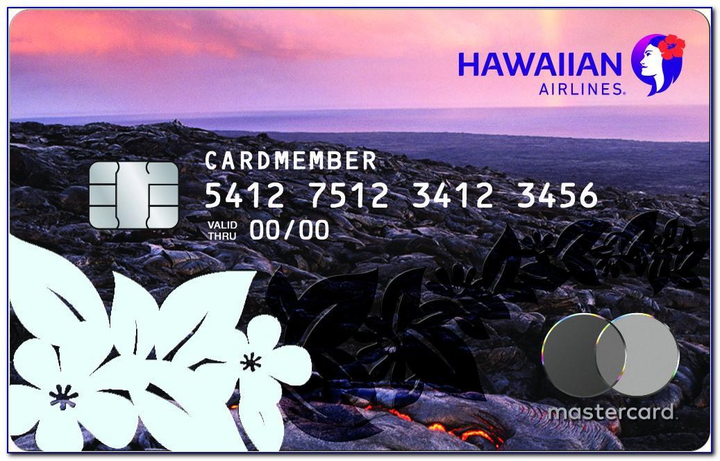 Barclay Hawaiian Business Credit Card