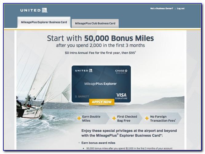 Best Business Card Bonuses