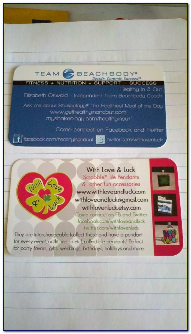 Best Business Card Promotions