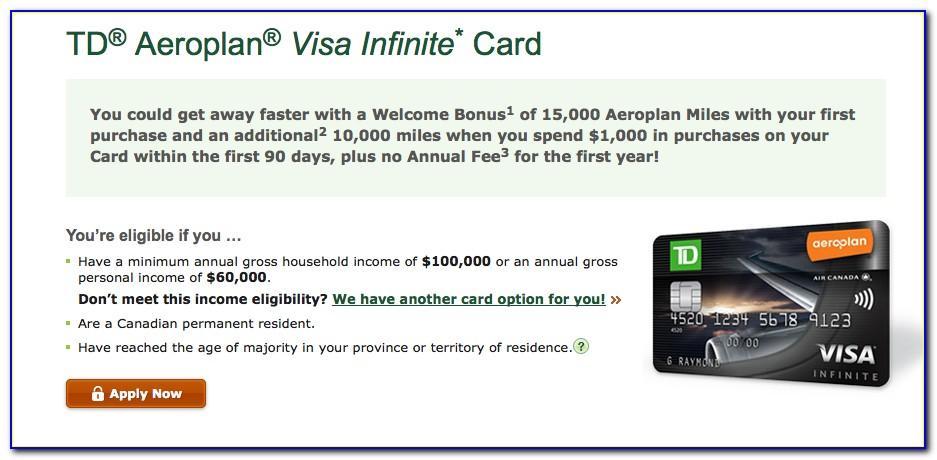 Best Free Aeroplan Credit Card