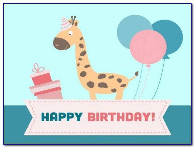 Best Free Printable Birthday Cards