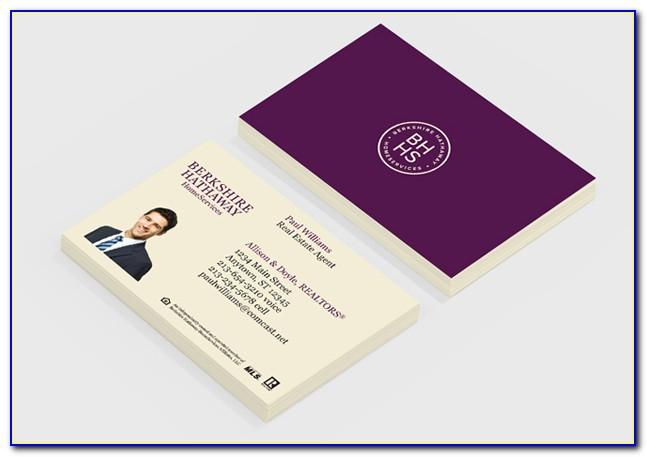 Bhhs Moo Business Cards