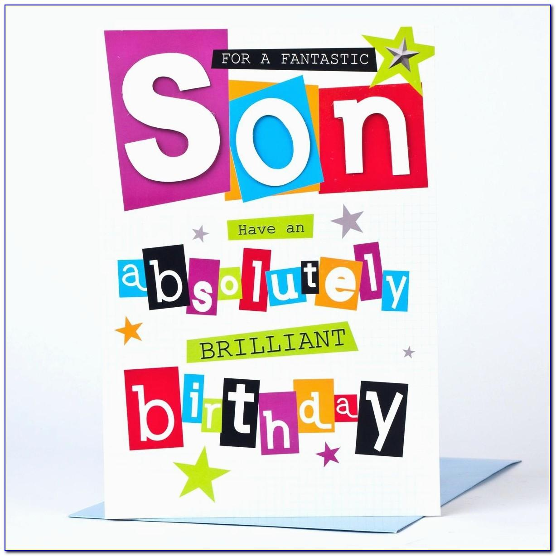 Big Birthday Cards Walmart