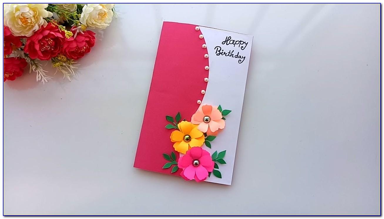 Birthday Card Art Ideas
