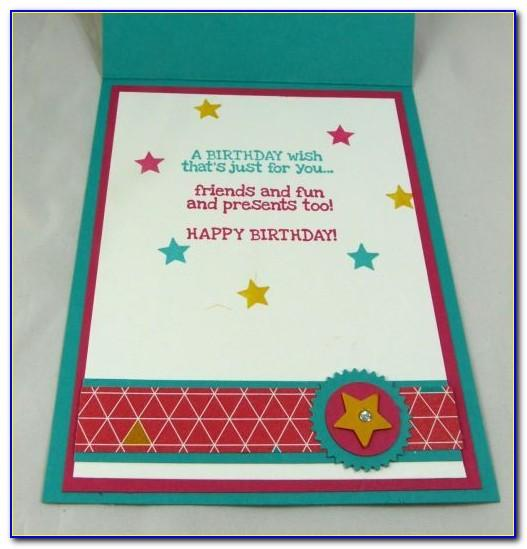 Birthday Card Inside Messages
