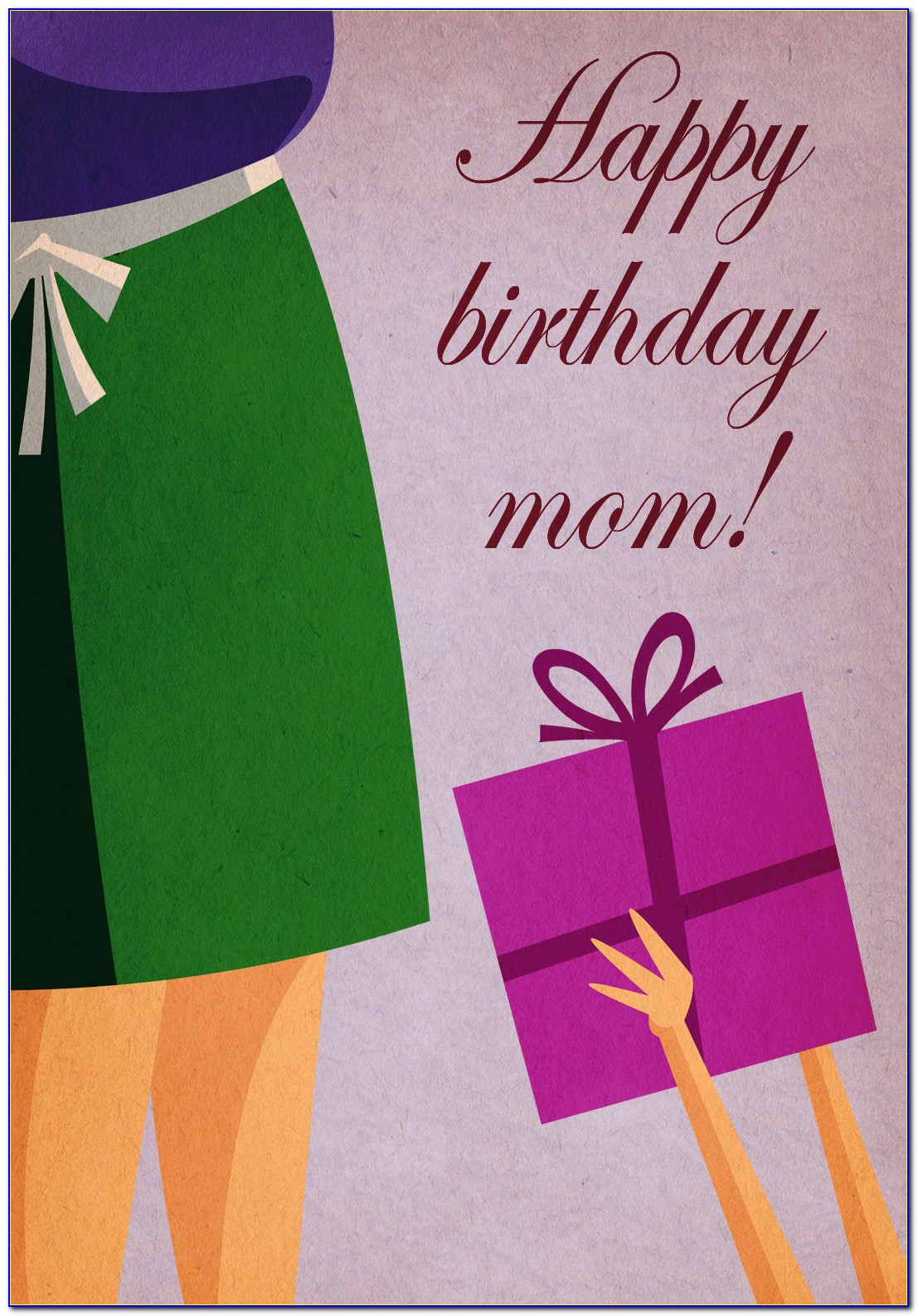 Birthday Cards For Mother From Daughter