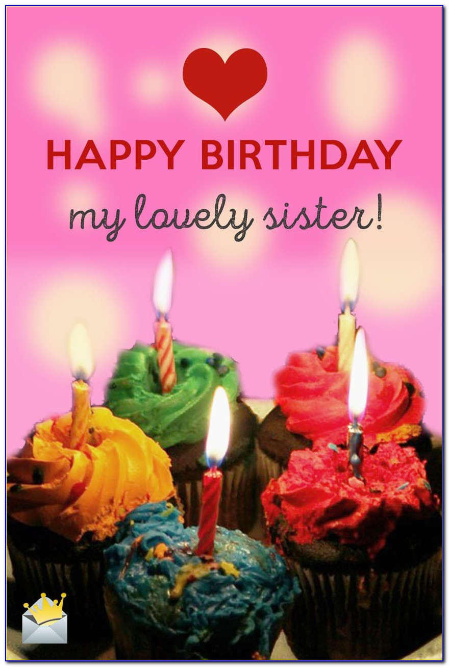 Birthday Wishes For Cousin Sister Images