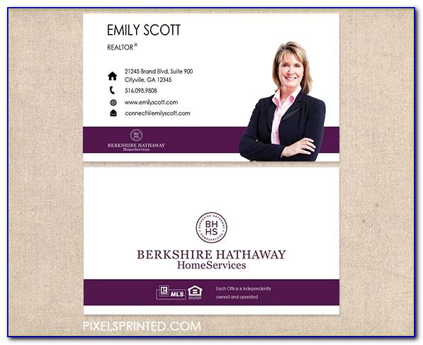 Blue Metal Business Cards