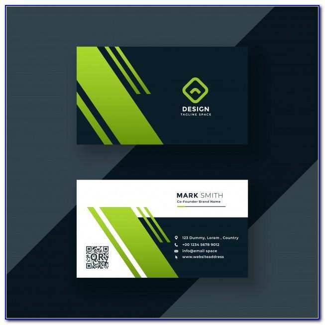 Business Card Mockup Freepik