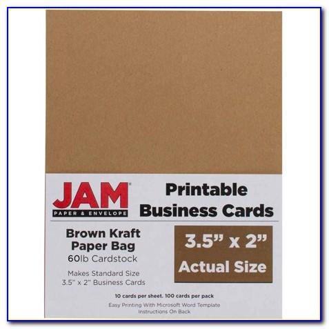 Business Card Printer Paper Staples