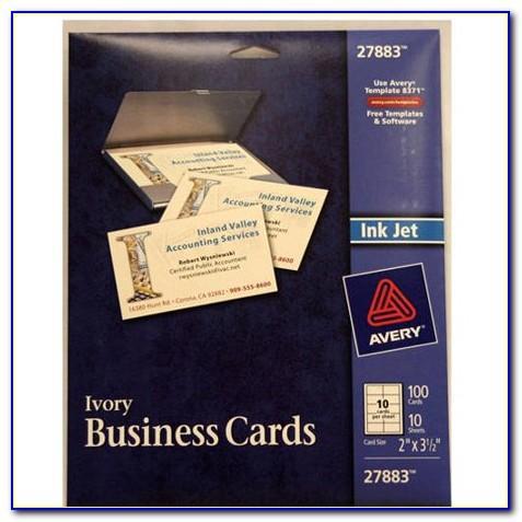 Business Card Printing Paper Walmart