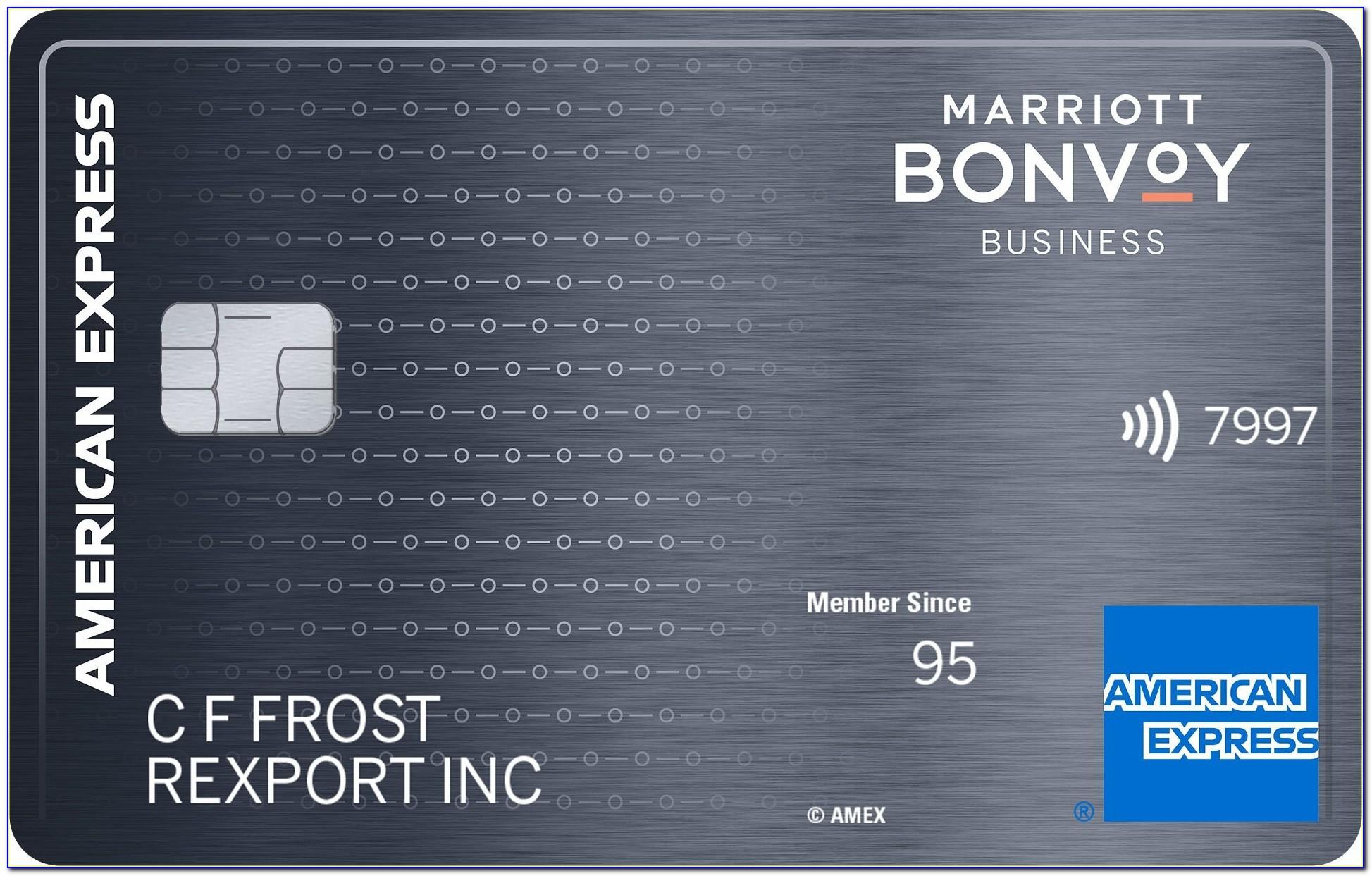 Business Credit Card Bonus Offers