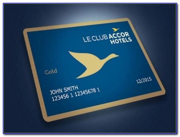 Business Plus Card Accor