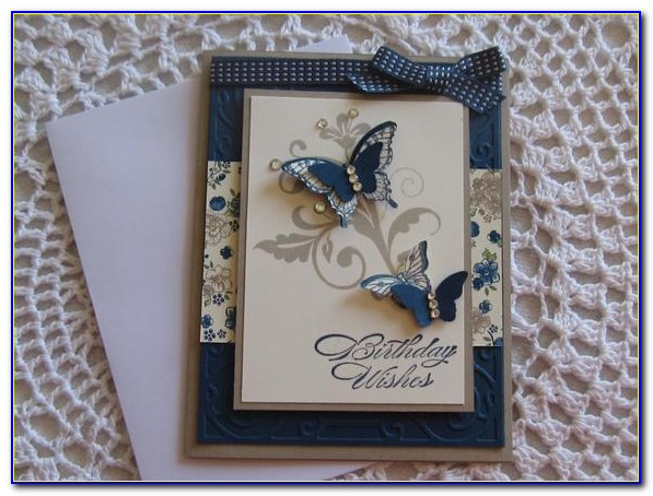 Butterfly Birthday Card Images