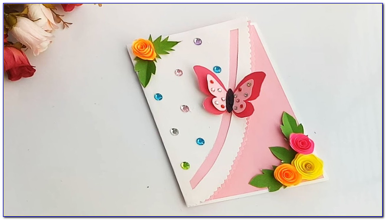 Butterfly Birthday Cards Free Printable