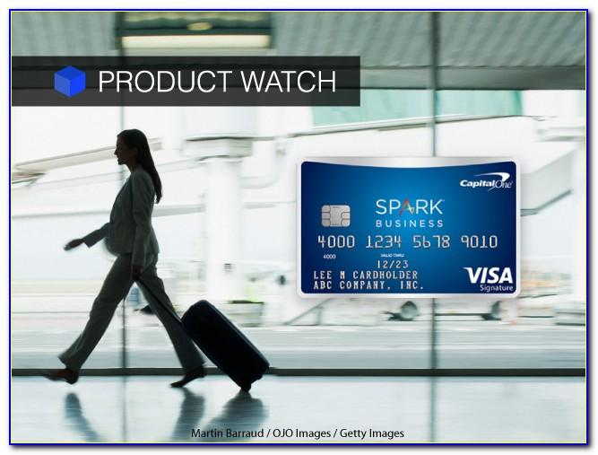 Capital One Business Miles Card