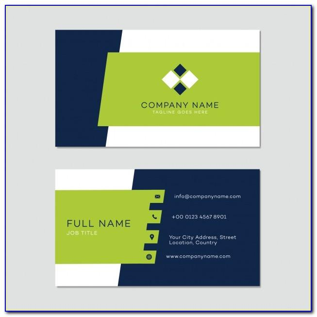 Cards Template Free Download