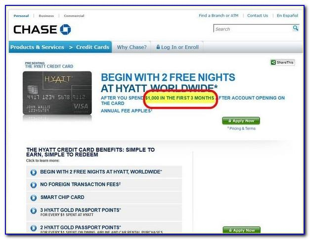 Chase Business Ink Cash Credit Card