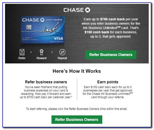 Chase Ink Business Card Contact Number