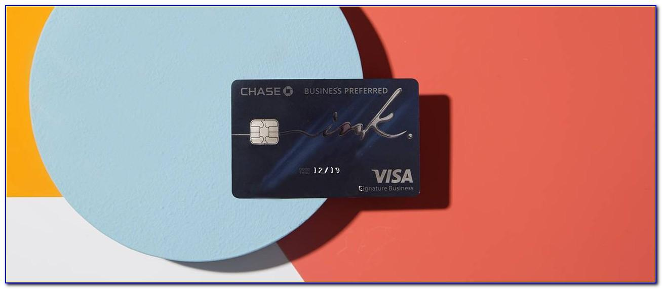 Chase Ink Unlimited Business Credit Card