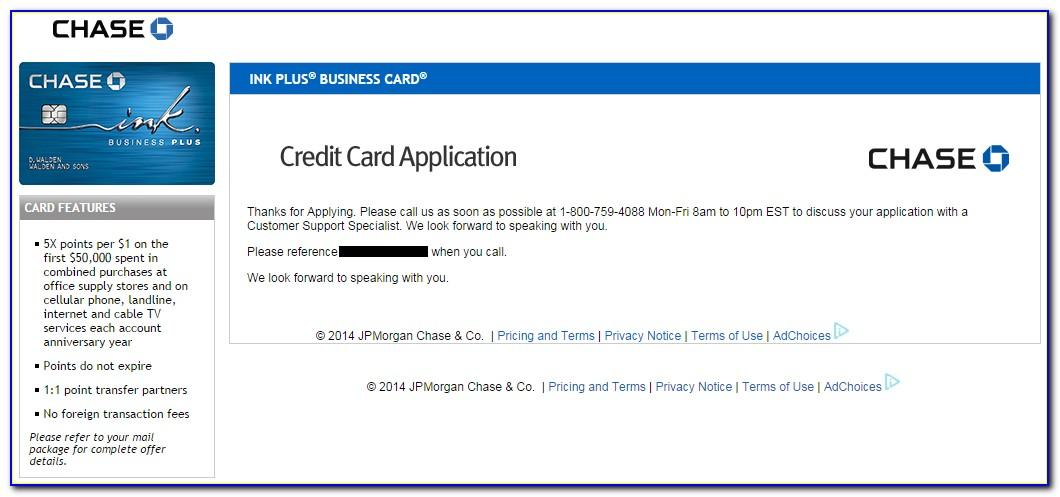 Chase Mileageplus Club Business Card