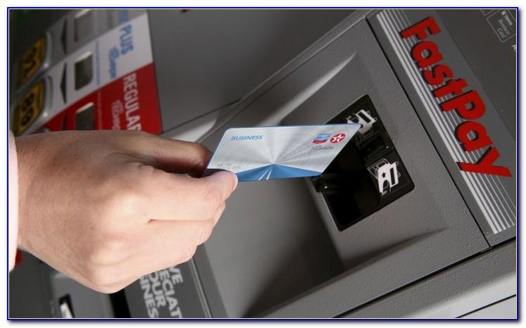 Chevron Texaco Business Card Payment