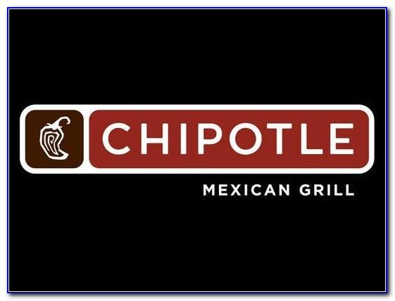 Chipotle Free Burrito With Gift Card Purchase