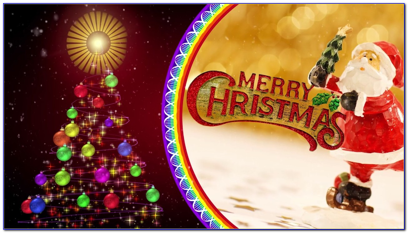 Christmas Greeting Cards Free Download