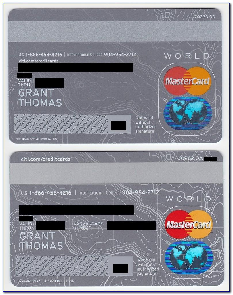 Citi American Airlines Business Credit Card