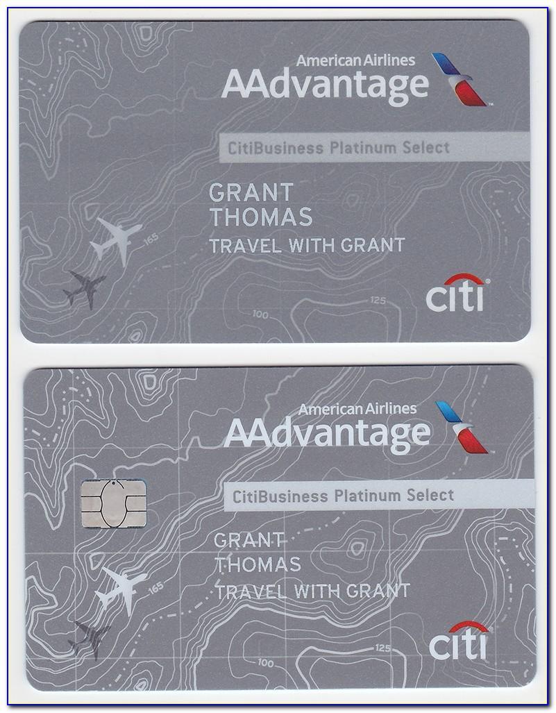 Citi American Business Card
