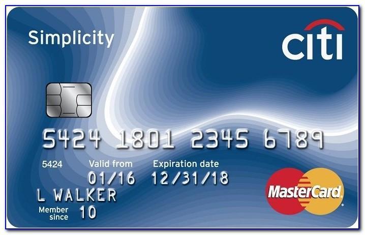 Citi Card 21 Month Interest Free