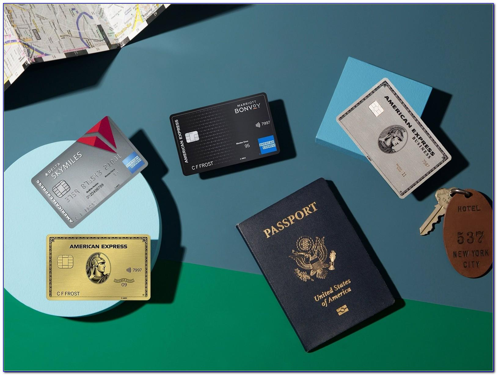 Compare American Express Business Credit Cards