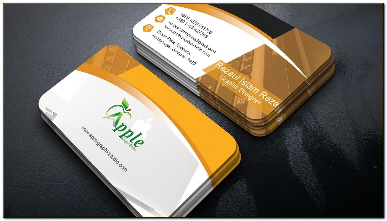 Cool Business Card Design Uk