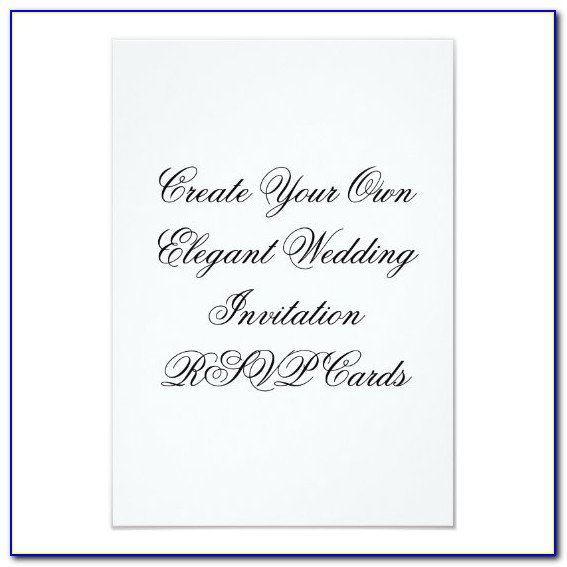 Create Your Own Birthday Invitation Cards Free