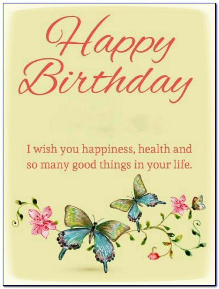 Davia Free Birthday Cards
