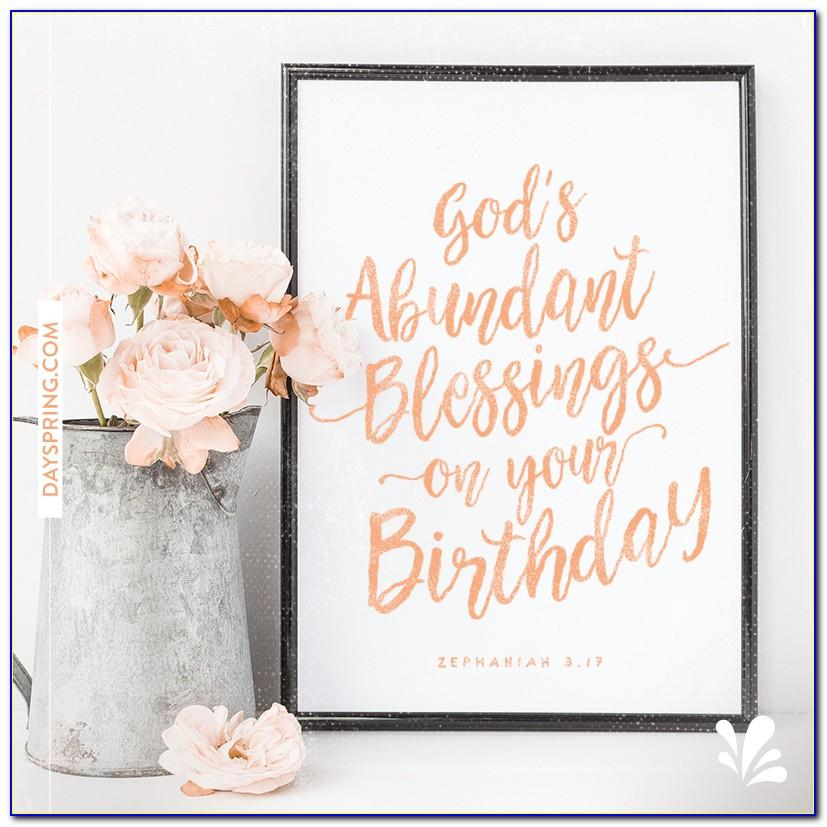 Dayspring Birthday Cards For Daughter