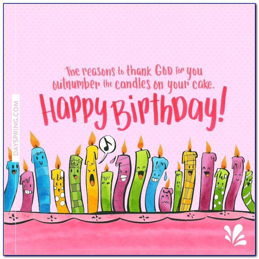 Dayspring Birthday Cards For Her