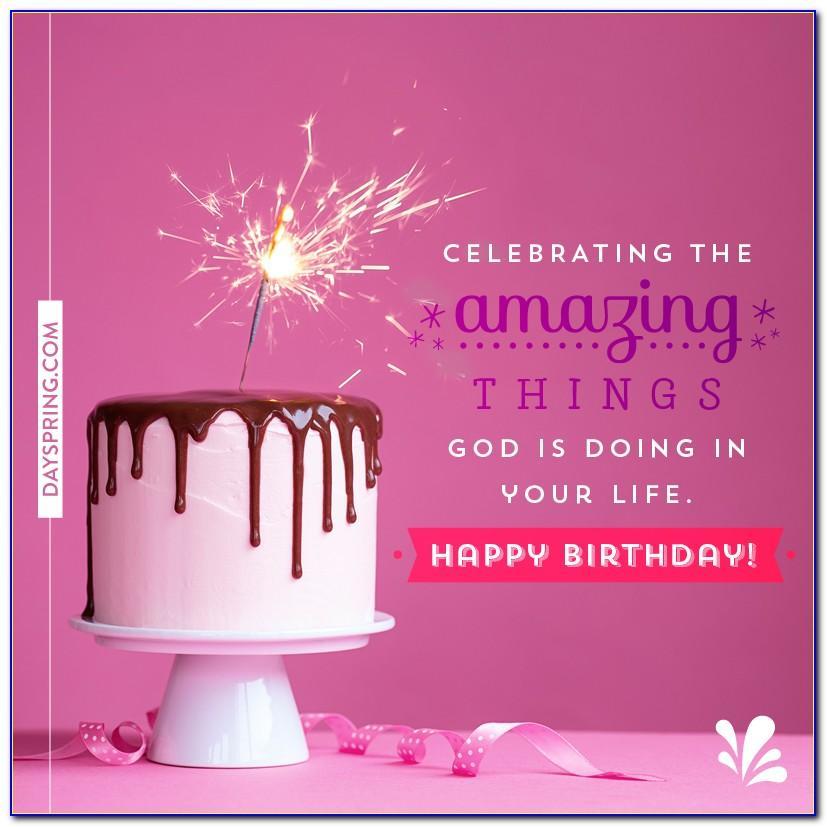 Dayspring Birthday Cards For Sister