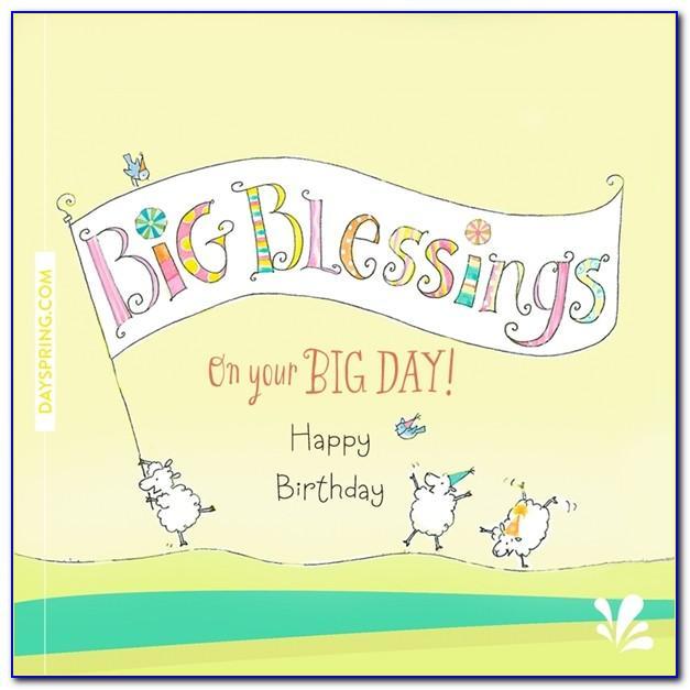 Dayspring Birthday Cards Free Online