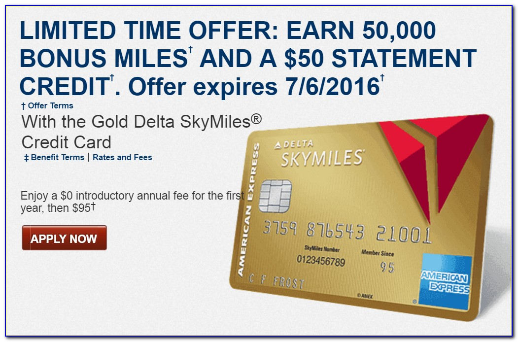 Delta American Express Gold Card Free Baggage