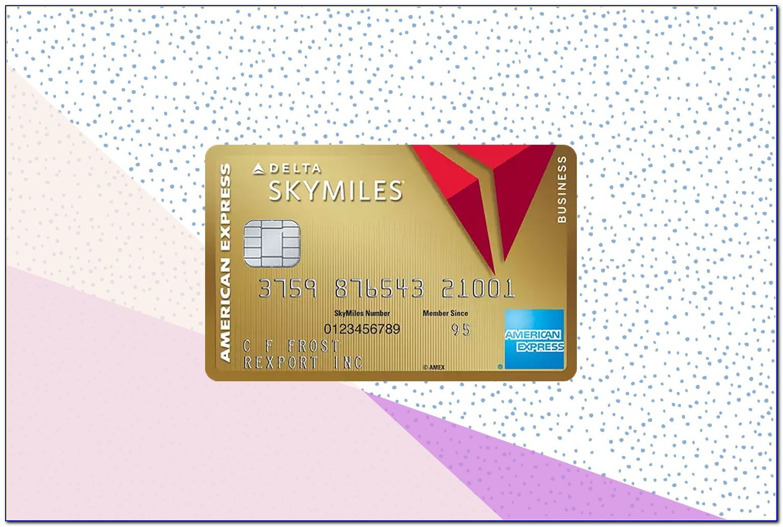Delta Gold Card First Bag Free