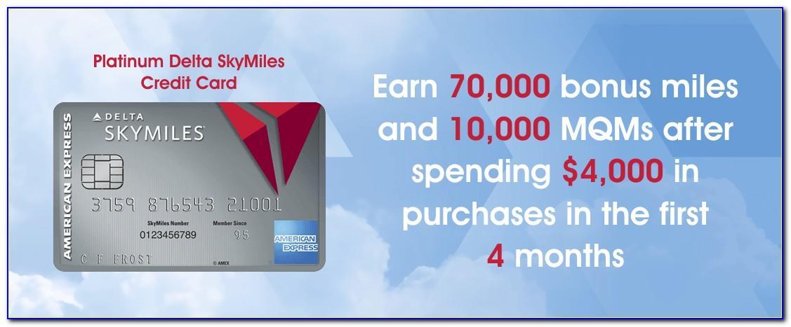 Delta Platinum Business Credit Card
