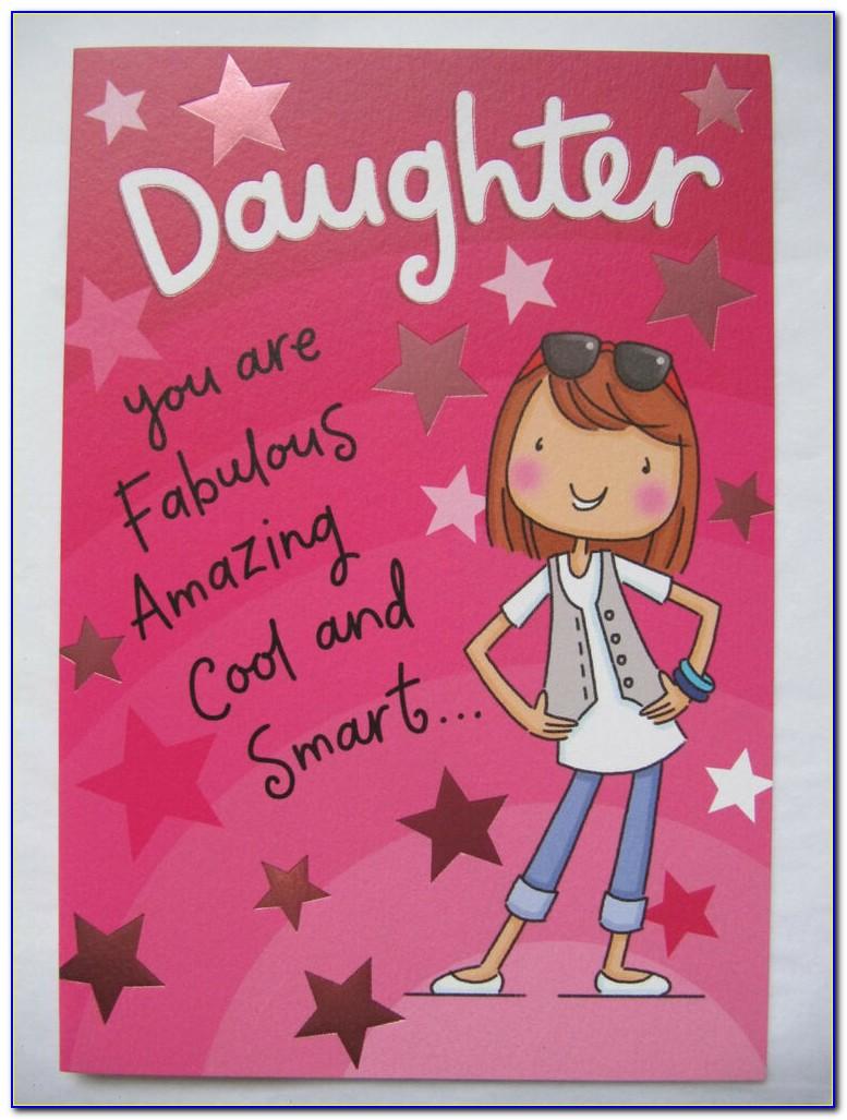 Ebay Birthday Cards Daughter In Law