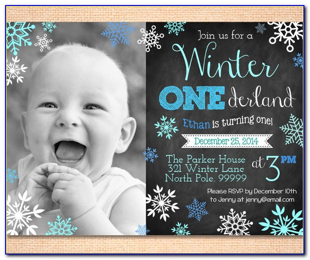 Editable 1st Birthday Invitation Card Free Download For Girl