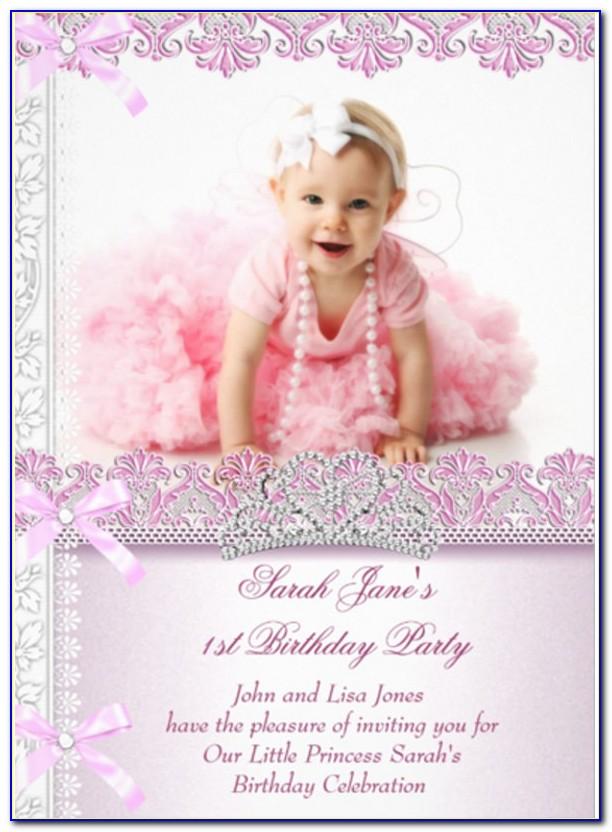 Editable 1st Birthday Invitation Card Free Download In Marathi